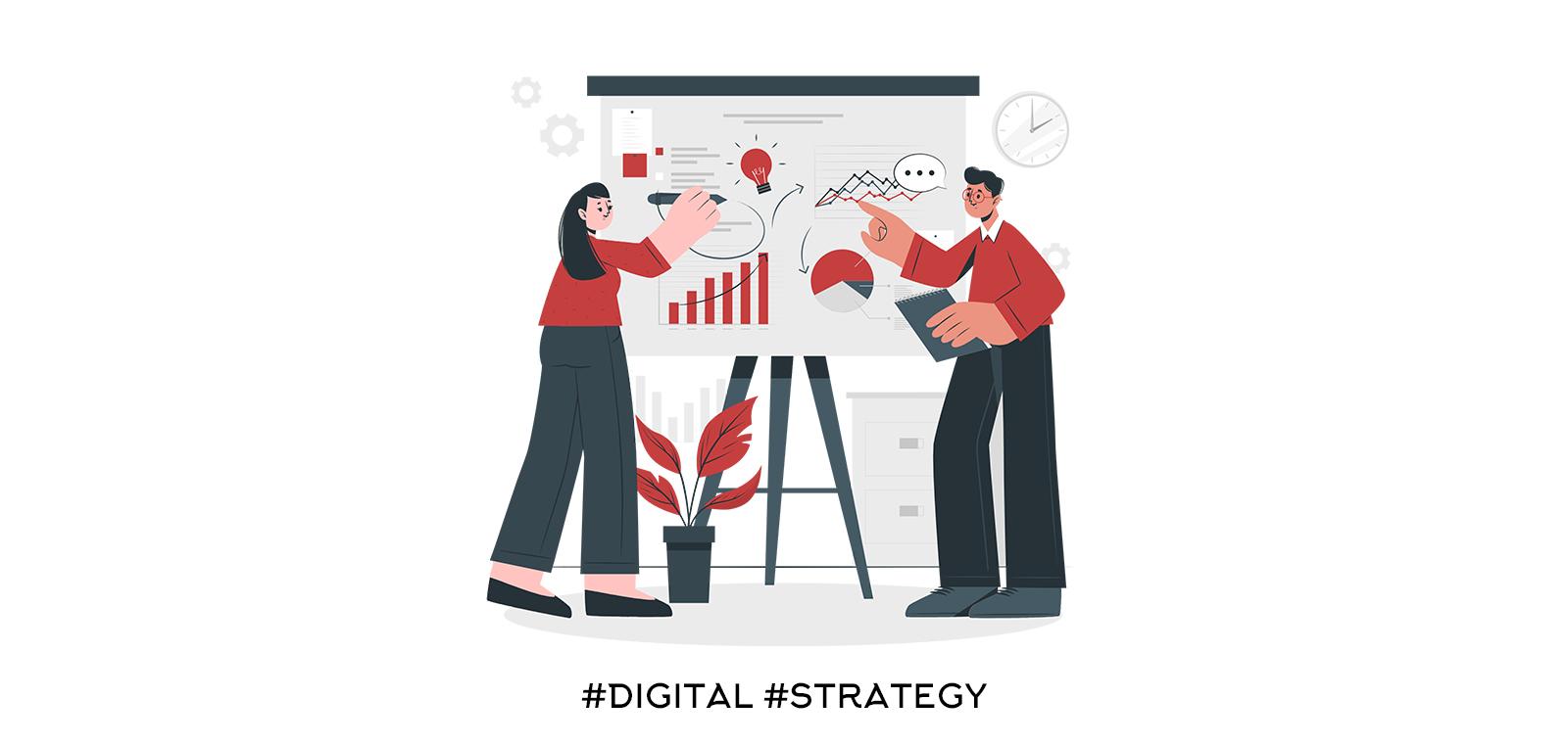 Дигитална стратегия и изследване на потребителското поведение