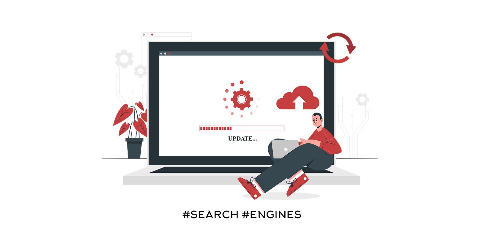 Оптимизация на търсачките