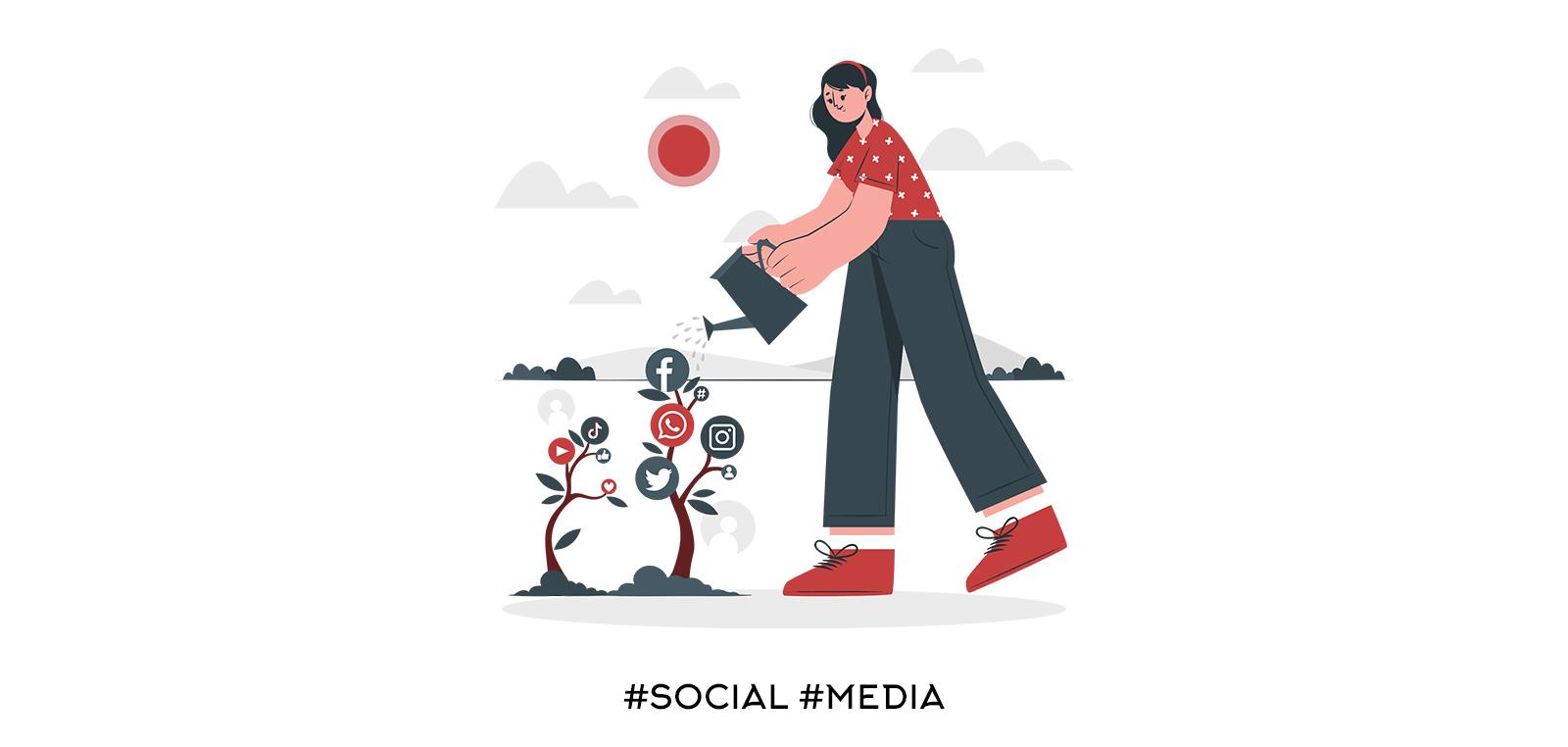 Социални медийни платформи