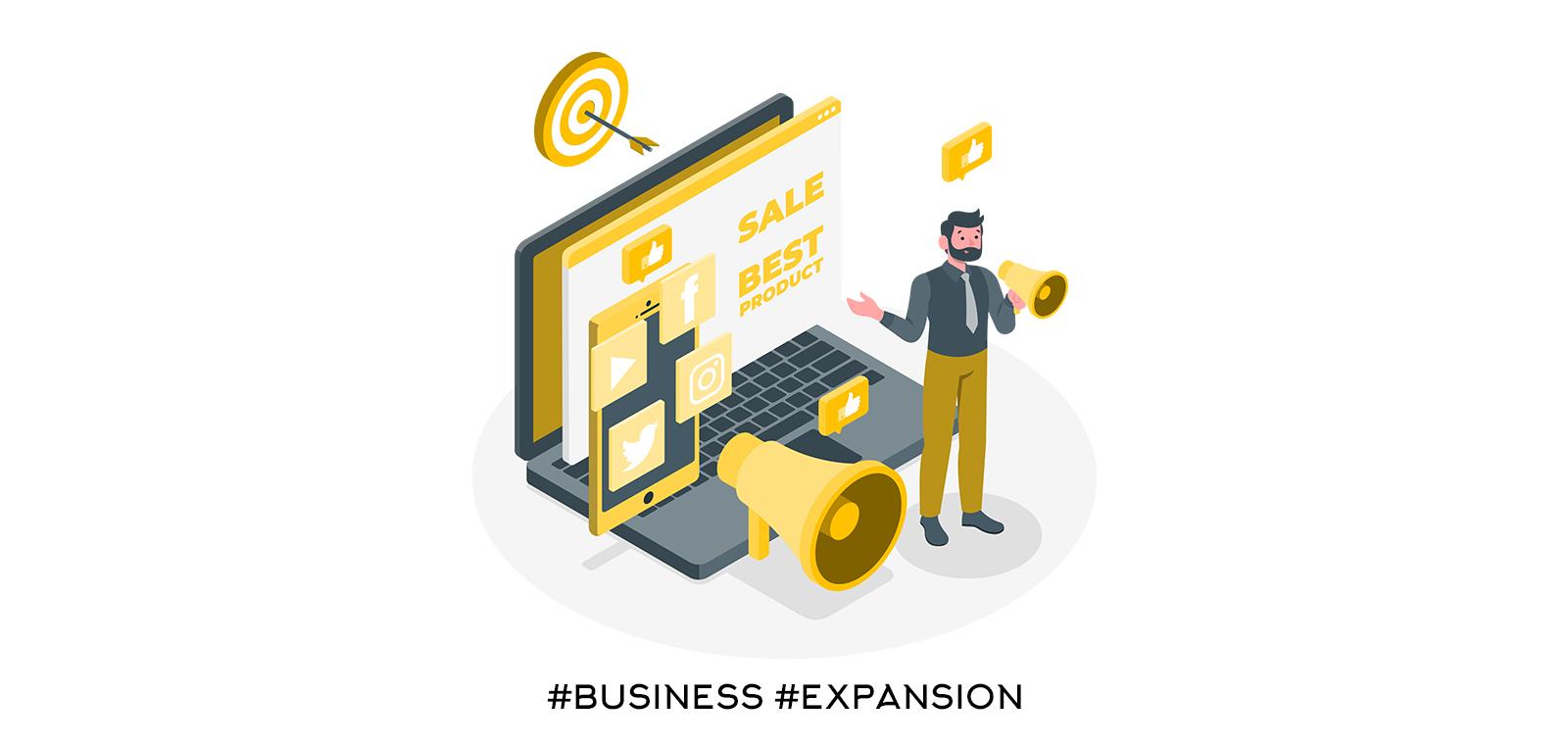 Разширяване обхвата и достъпността на бизнеса