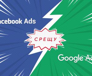 Facebook реклама срещу Google реклама, коя рекламна платформа работи по-добре?