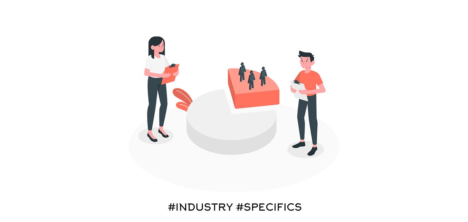 Бъдете релевантни на индустрията си и нейните спецификите