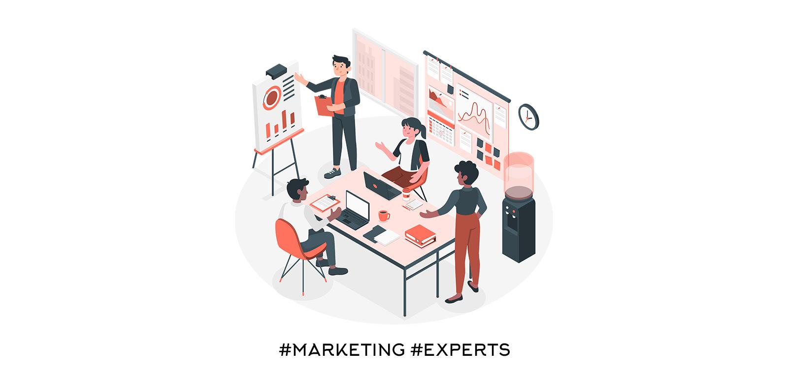 Работете с експерти с познания и опит