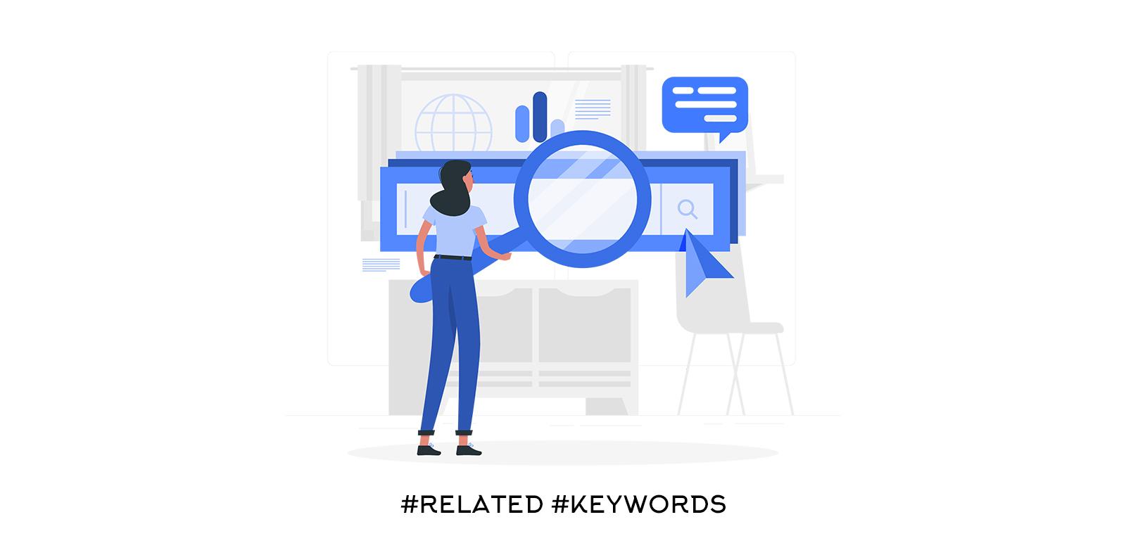 Използвайте правилният текст и думи за рекламата