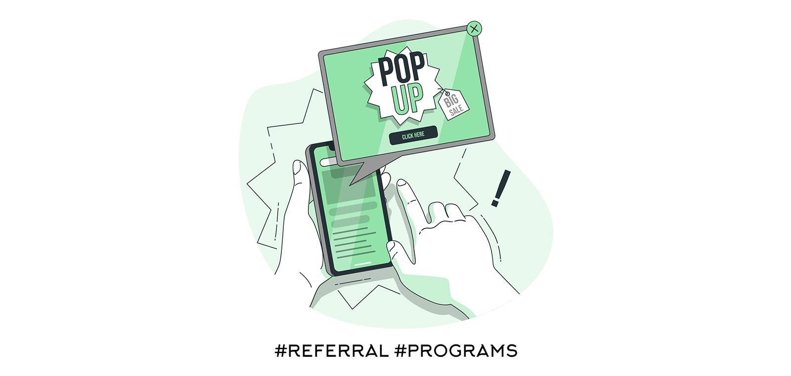 Ангажирайте потребителите си с реферални програми