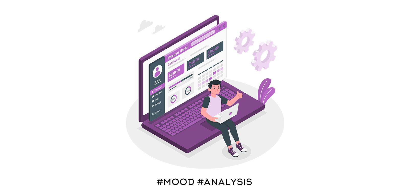 Анализ на настроенията онлайн