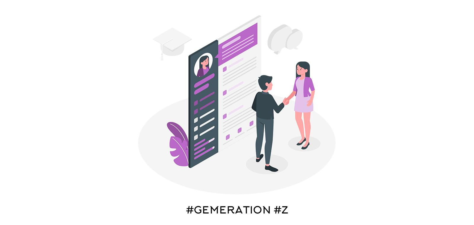 Комуникация с Поколение Z