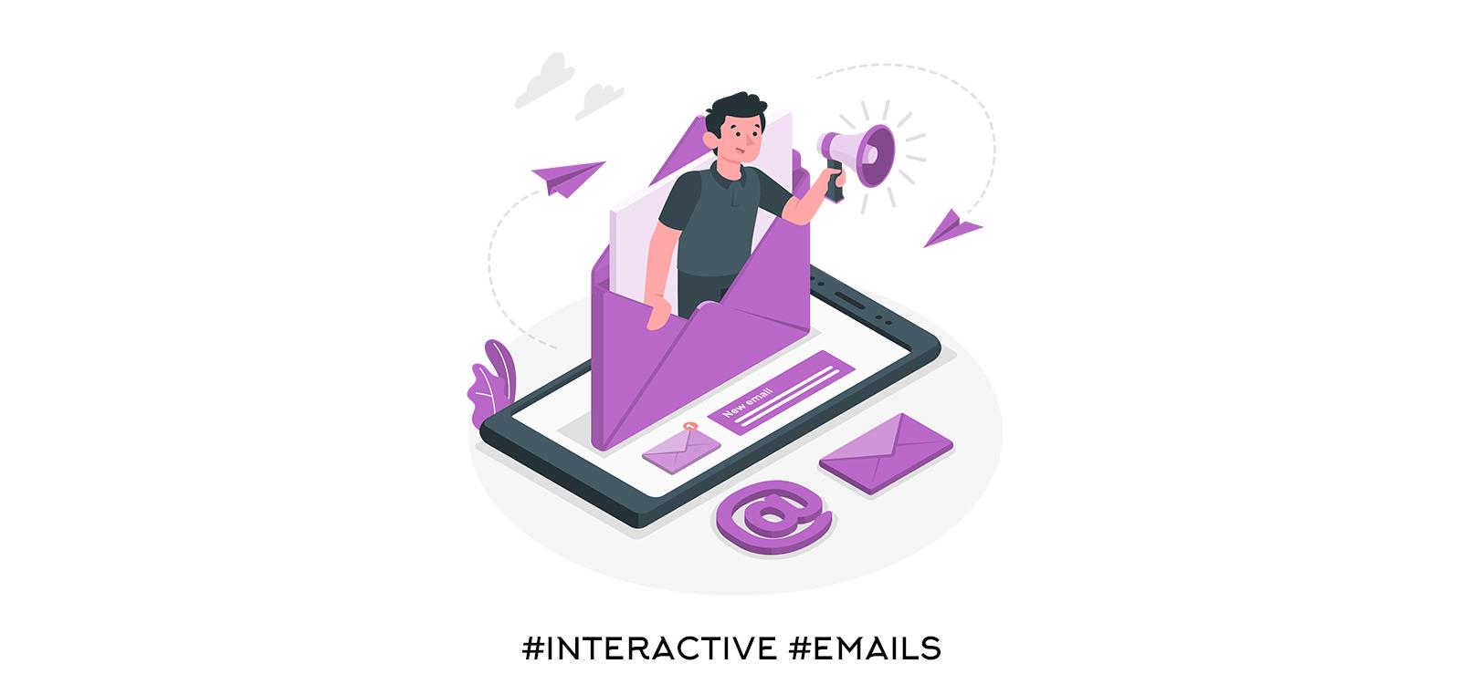 Подобрени и интерактивни e-mail писма