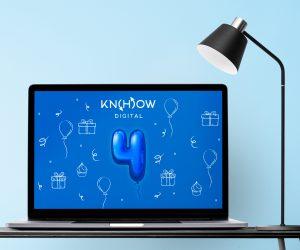 Агенция Know-How Digital празнува своя четвърти рожден ден!